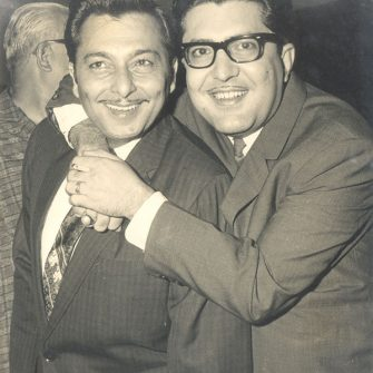 Madan Mohan and N.N. Sippy